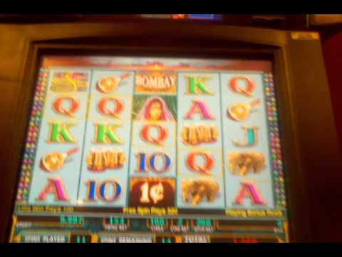 bombay slot machine free
