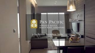 Two Bedroom Premium Suite - Pan Pacific Serviced Suites Beach Road