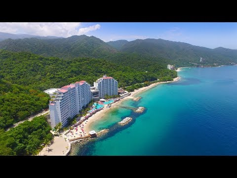 Tour & Reviews Of Grand Fiesta Americana Puerto Vallarta 2019