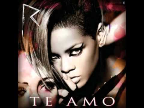 Te Amo - Rihanna (Instrumental) REMAKE