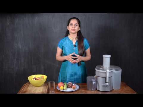 Juicing Vegetables | Dr. Arpitha Komanapalli