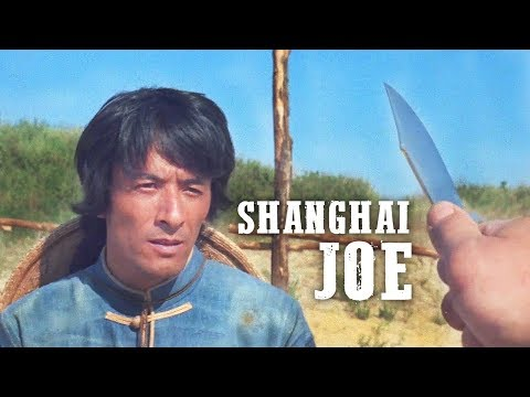 Shanghai Joe | Spaghetti Western | Action Movie | WESTERN MOVIE FOR FREE | English
