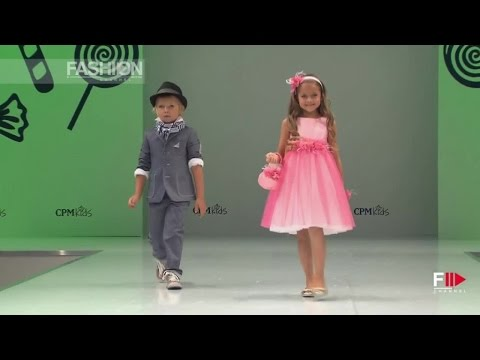 CPM ITALIAN KIDS Spring Summer 2014 Moscow HD by Fashion Channel