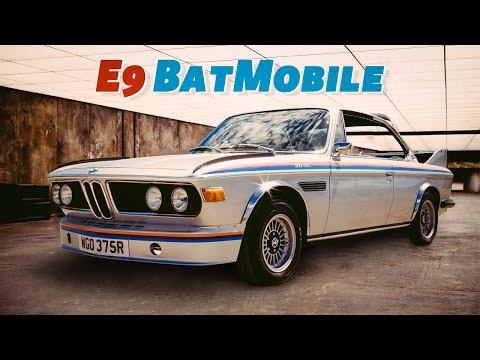 BMW E9 Batmobile Review: The 70s Icon That Blew My Mind