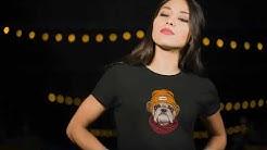 Ripple Bull - Women's Crypto T-Shirt | CryptoStore.com
