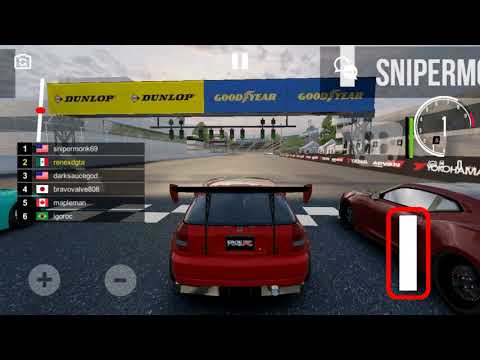 Assoluto Racing Advan EK9 Civic Online race