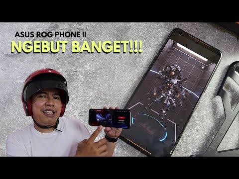 Review Asus ROG Phone II | Hape sultan yang kenceng pake banget!!