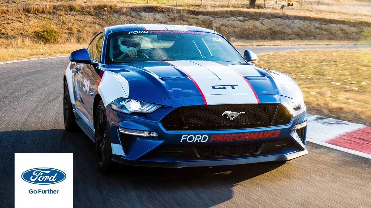 Ford Mustang Joins Supercars In Australia Ford Australia Youtube