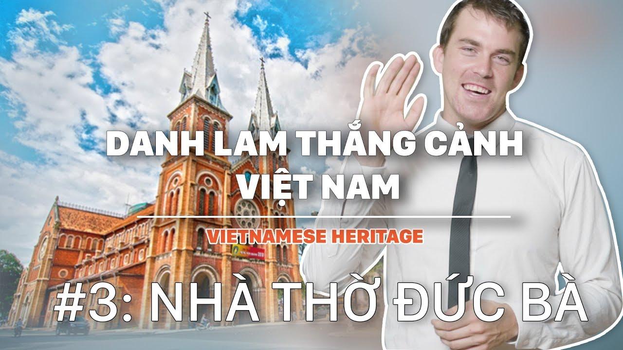 [PASAL] Từ Vựng Về Nhà thờ Đức Bà – Sài Gòn