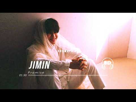 BTS JIMIN (지민) - PROMISE (약속) [8D USE HEADPHONE] 🎧