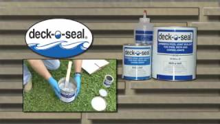 Deck-O-Seal Quick Mix Training