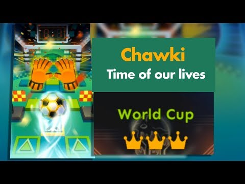 FIFA World Cup Russia 2018 Special | Rolling Sky - Time of our Lives (Chawki)