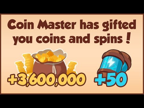 Coin master free spins and coins link 29.05.2020