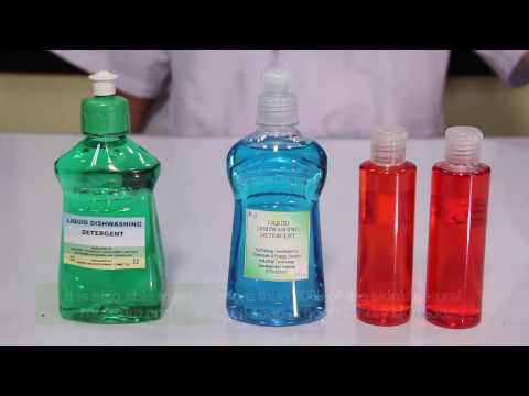 step by step making commercial dishwashing liquid pdf