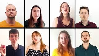 Ensemble Noctuor - Shape of You (Ed Sheeran, arr. Antoine Krattinger)