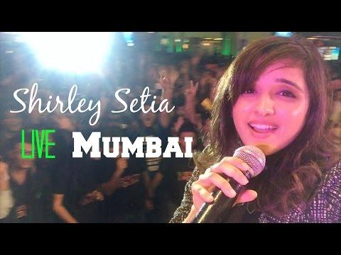 Shirley Setia | LIVE IN CONCERT | MUMBAI