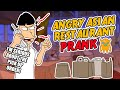 Angry Asian Restaurant PART 2 Prank Call, VERY FUNNY -OwnagePranks