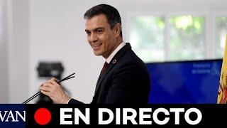 DIRECTO: Sánchez presenta en Cantabria el Plan de Recuperación