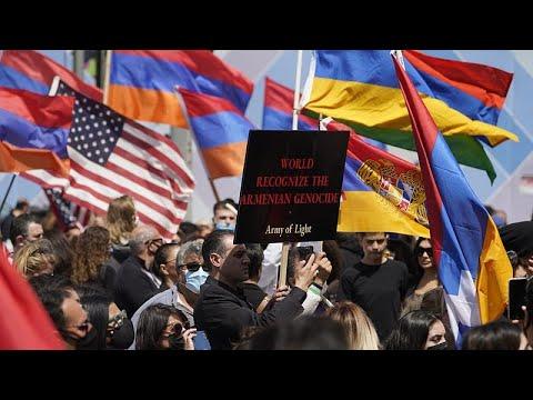 Армянская диаспора в США приветствует решение Байдена