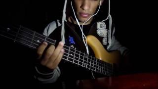 """DAVI CARVALHO - Rosa Passos """"Ladeira da Preguiça"""" (Bass Cover)"""