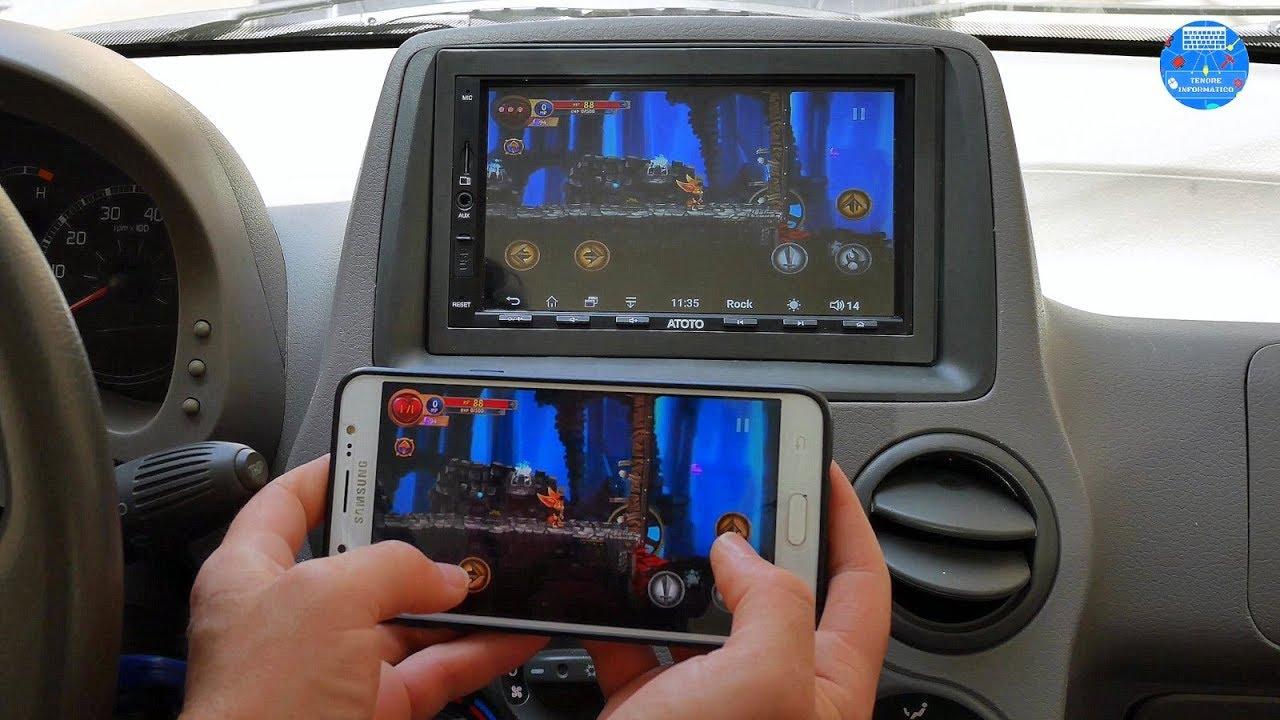 con navigatore GPS radio touch screen video stereo Autoradio a DIN singolo MP5 HD MiCarBa Bluetooth 7 pollici radio autoradio MP3
