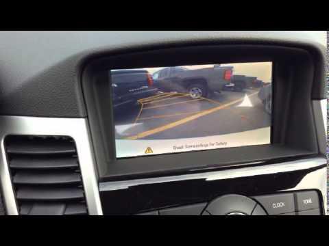2018 Chevy Silverado >> Backup Camera - 2015 Chevy Cruze - YouTube