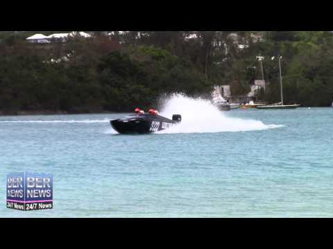 Powerboat Racing At Ferry Reach, May 31 2015
