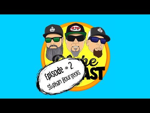 Épisode 2: Stéphan Bourgeois (APSQ) - Pêche Podcast
