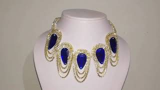 4 DIY Unique Necklaces Making at home