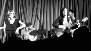 Adam Green & Binki Shapiro - I never found out (Live - Bush Hall, London 14.11.12.)