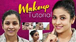 BASIC MAKEUP Tutorial | How to Do Simple Natural EVERYDAY MAKE UP Easily [Step by Step]