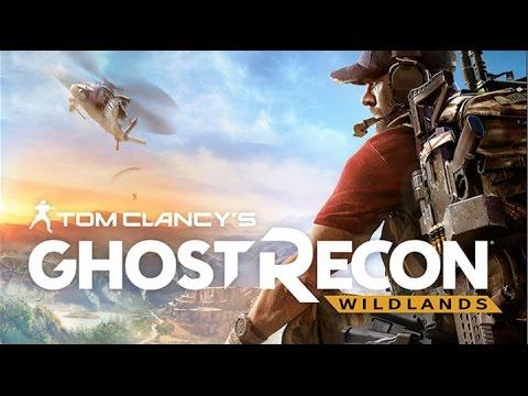 Tom Clancys Ghost Recon: Wildlands - Начало игры \ PS4 Pro