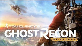 tom Clancy's Ghost Recon: Wildlands - Начало игры \ PS4 Pro