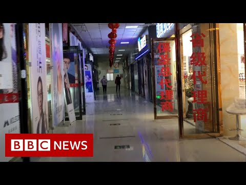 Inside Wuhan market where Covid-19 was first traced -BBC News