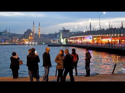 Istanbul: Walking Across Galata Bridge Guided Tour - Turkey