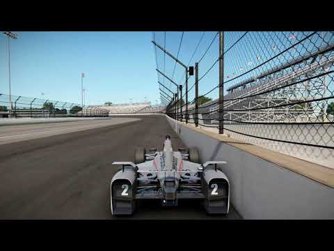 Project CARS 2 - Indycar @ Indianapolis