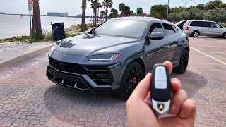 Living with a $250,000 Lamborghini Urus!!
