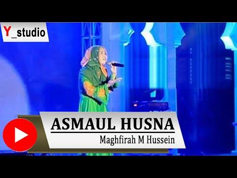"Maghfirah M Hussein ""Asmaul Husna"" Hut Kota Banda Aceh"