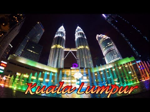 Kuala Lumpur is an amazing city | Backpacking asia | Travel vlog