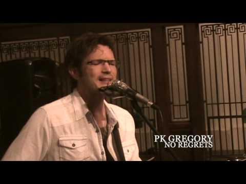 PK Gregory - No Regrets