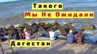 1 День в Каспийске. Дагестан. Пляжи, Набережная, Парк и Прогулка с Детьми