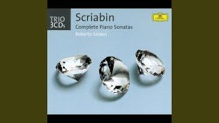 Scriabin: Piano Sonata No.1 in F minor, Op.6 - 1. Allegro con fuoco