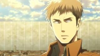 Shingeki no Kyojin 8. Bölüm Eren'in titan formu