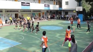 青協盃  赤誠體育U16B隊 VS 中華基督教會銘賢書院(下