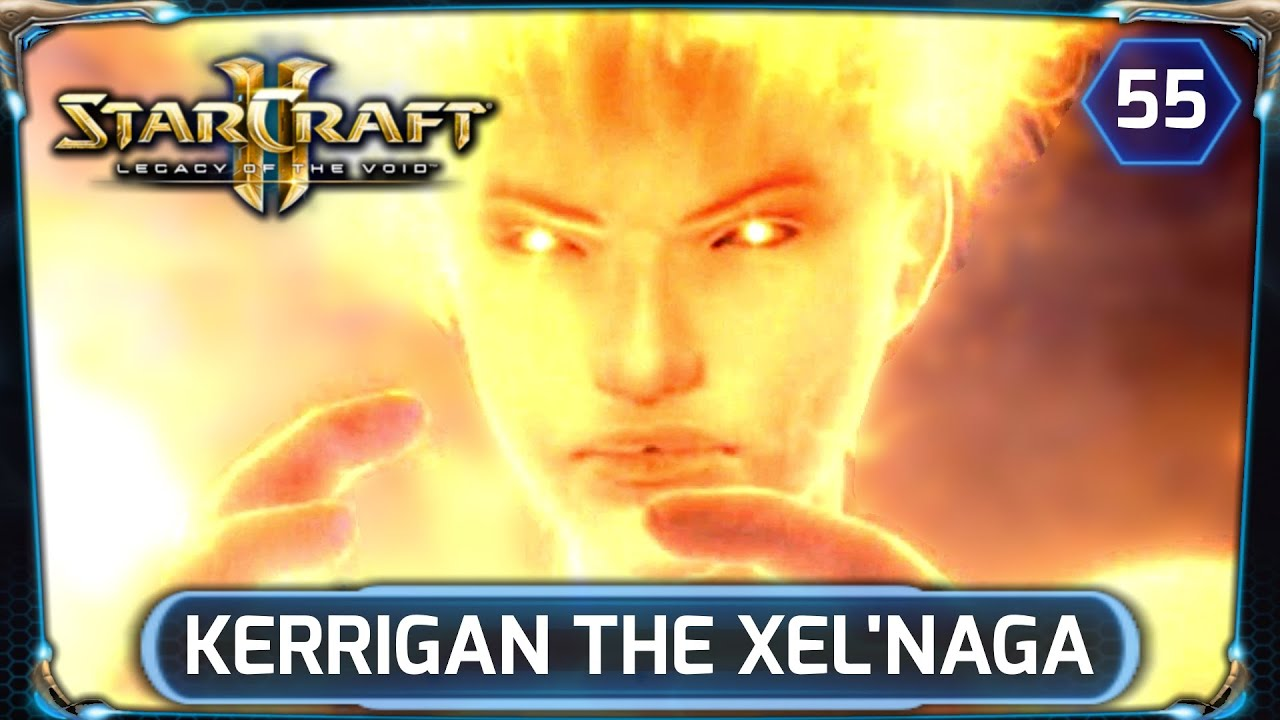 Starcraft 2 ▻ Legacy of the Void Cinematic [HD] - Kerrigan ...