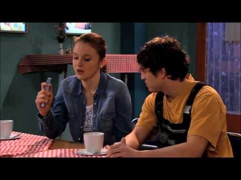 Sjednocení dechu aneb Mentos bonbóny v akci :-) v serialu HELENA
