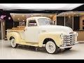 1951 Chevrolet Pickup For Sale
