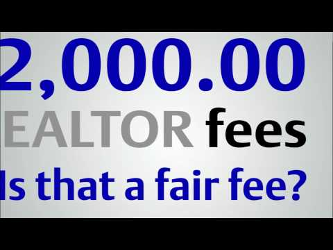 Flat Fee MLS Listing Revolution NO 6% Commissions
