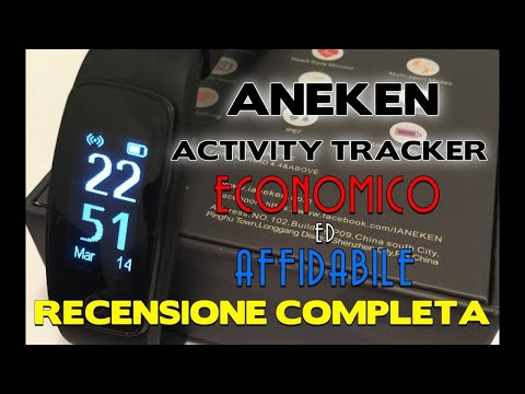 This ACTIVITY TRACKER is really ACCURATE  ANEKEN Eager 1 FITNESS TRACKER