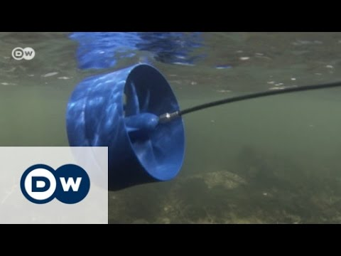 Energy to go: the world's smallest hydropower plant | Eco-at-Africa